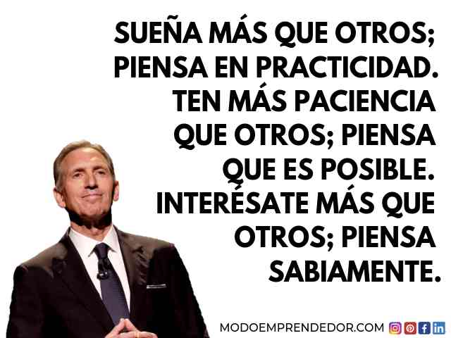 Frases de Howard Schultz 1
