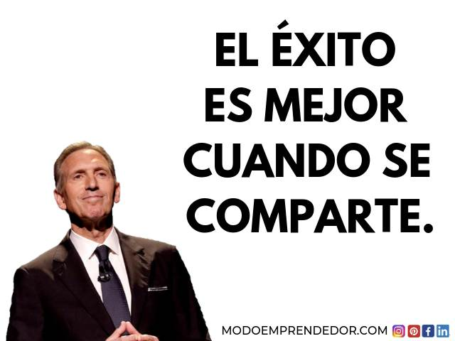 Frases de Howard Schultz 10
