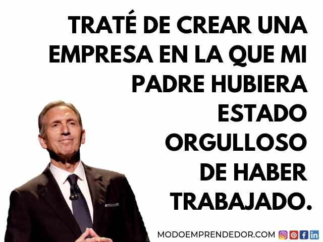Frases de Howard Schultz 70