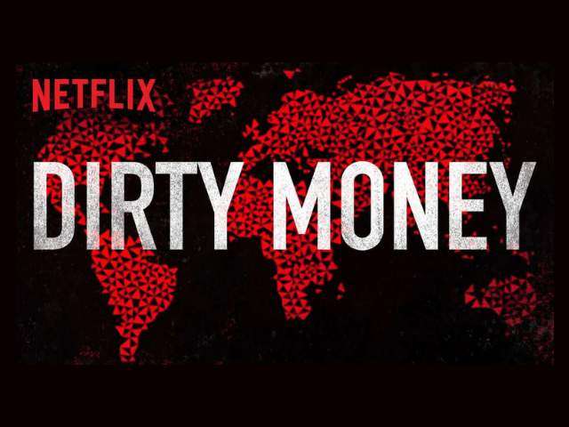 documentales de negocios en Netflix Dirty Money