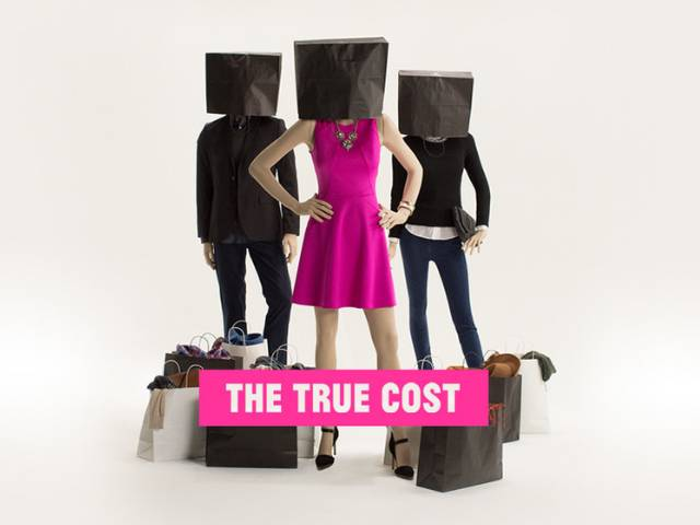documentales de negocios en Netflix The true cost